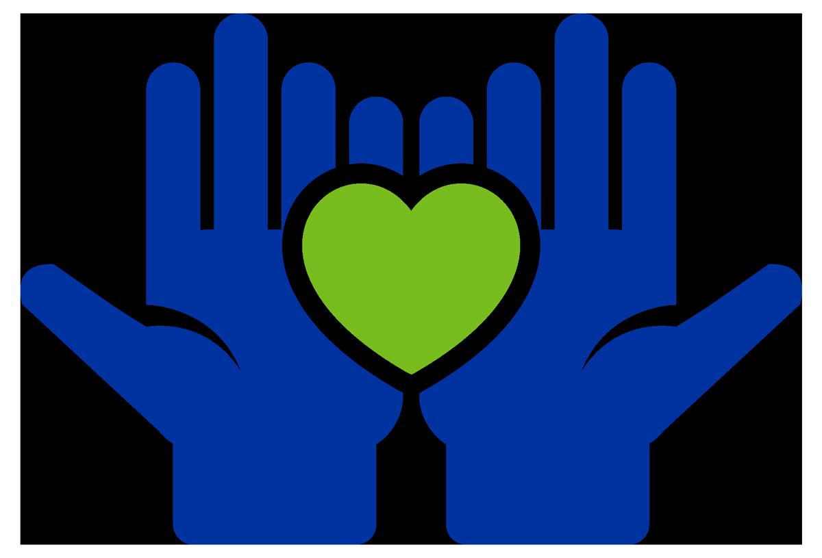 Coeur dans les mains