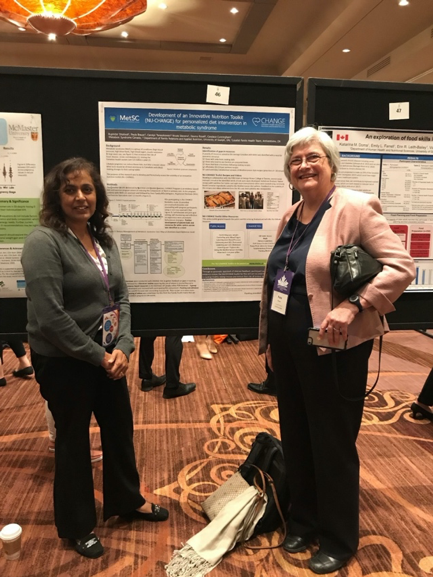 MetSC researchers presents at CNS Conference 2019