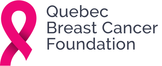 Quebec Breast Cancer Foundation logo