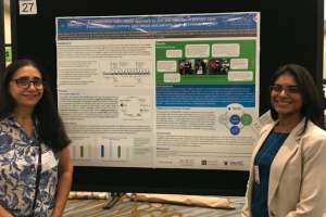 Central Brampton FHT presents Poster at AFHTO conference